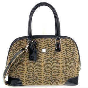 Diane von Furstenberg Large Luggage Bag Tiger
